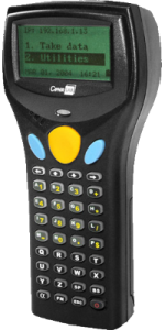 CipherLab 8300 Handheld Barcode Scanner With Keyboard