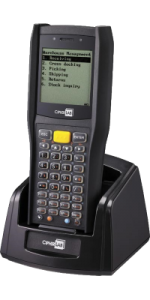 CipherLab 8400 Handheld Barcode Scanner With Keyboard