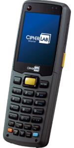 CipherLab 8600 Handheld Barcode Scanner With Keyboard