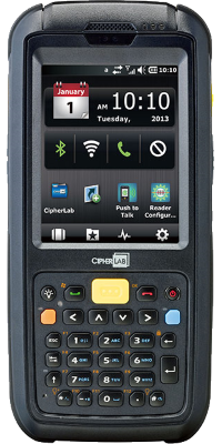 CipherLab CP60 Rugged Mobile Computer Handheld PDA