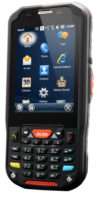 Point Mobile PM60 Rugged Mobile Computer Handheld PDA