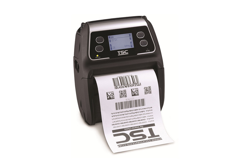 TSC-Alpha-4L Rugged Portable Label Printer
