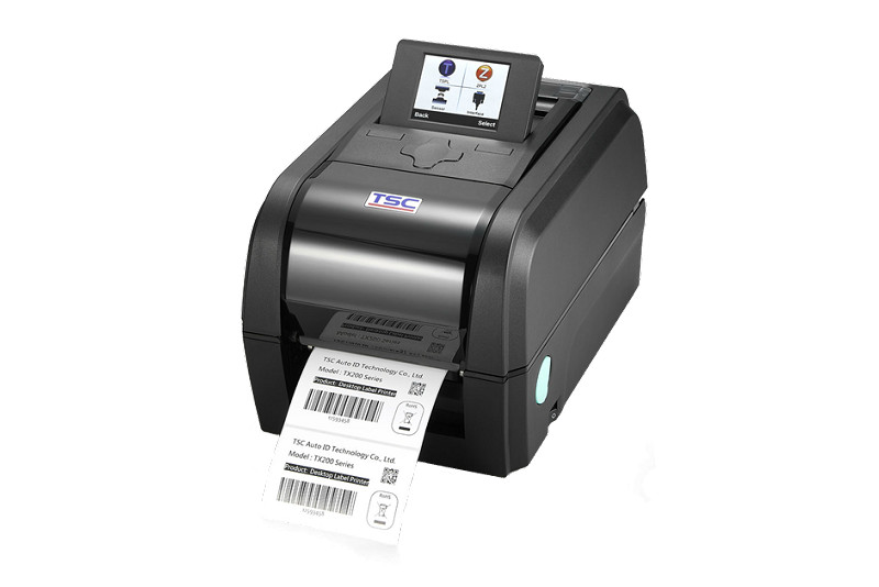 TSC-TX200 Barcode & Label Printer