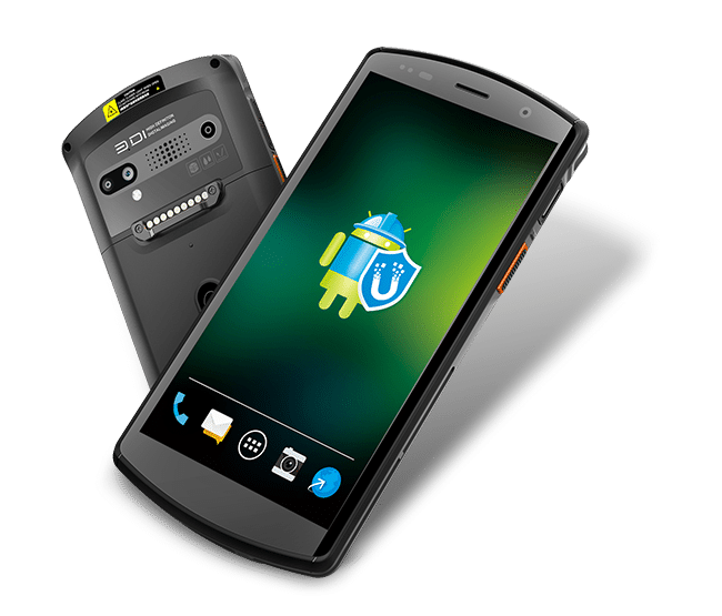 Urovo DT50 Android Rugged Phone Mobile Computer