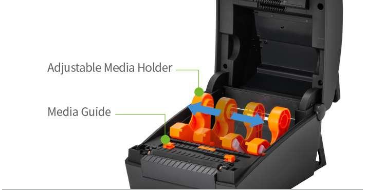 Bixolon Android Tablet Embedded Label Printer