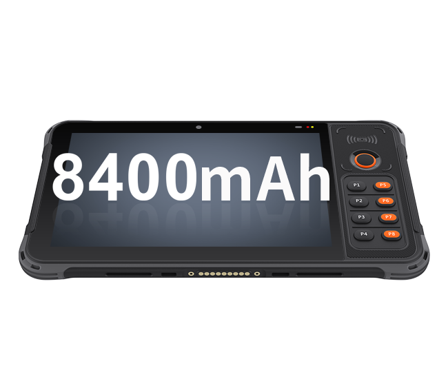 Urovo P8100 Rugged Tablet